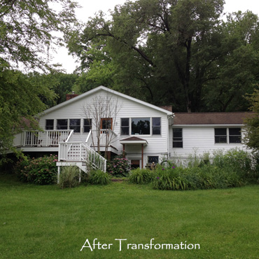 Transformed Cottage, Monkton, Maryland